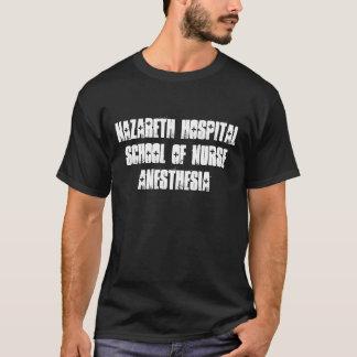 Nazaret-Krankenhaus-Uni-Schüssel-T-Shirt 2 T-Shirt
