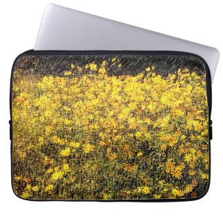 Nc-Blumen-Laptop-Hülse Laptopschutzhülle