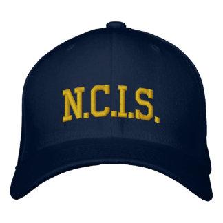 NCIS Hut (McGee) Bestickte Baseballmützen