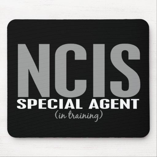 NCIS spezieller Agent in Training 1 Mauspad