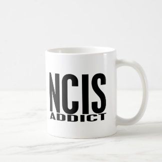 NCIS Süchtiger Kaffeetasse