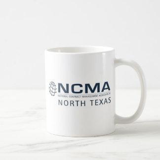 ncma-logo_1color_north-texas Rev 1 Kaffeetasse