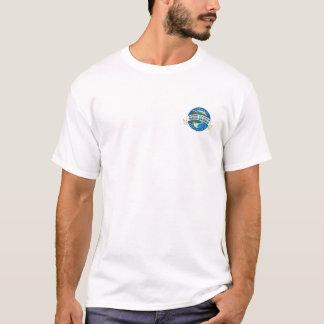NEA4WD: Respekt-Grundbesitzer - Weiß T-Shirt