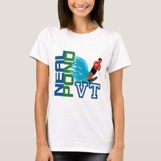 Neal-Teich-Wasserskifahren T-Shirt
