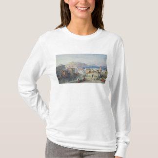 Neapel, 19. Jahrhundert; Wasserfarbe; T-Shirt