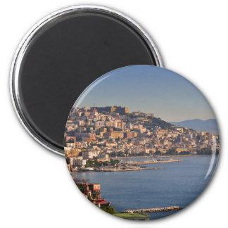 Neapel Runder Magnet 5,7 Cm