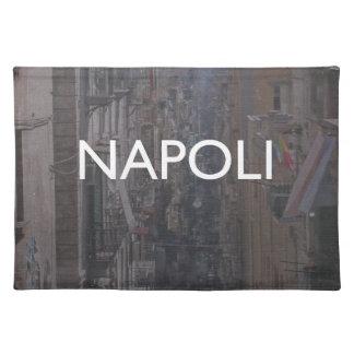 Neapel Stofftischset