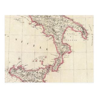 Neapel und Sizilien 26 Postkarte