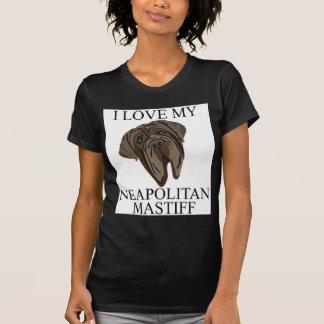 NEAPOLITANISCHE MASTIFF Liebe! T-Shirt