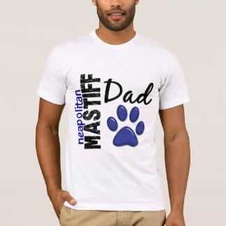 Neapolitanischer Mastiff-Vati 2 T-Shirt