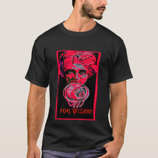 Nebel-Zauberer - Vermögens-Erzähler-T - Shirt