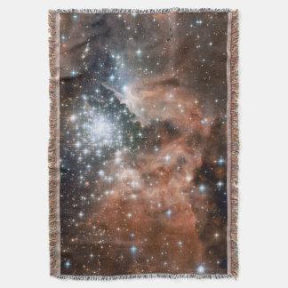Nebelfleck gesponnene Decke des Wurfs-NGC3603