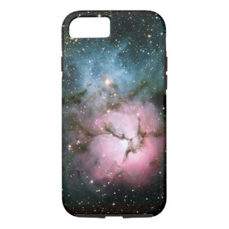 Nebelfleck hat cooles scienc Raum Galaxie-Hipster iPhone 8/7 Hülle