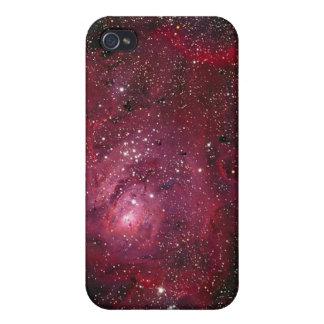 Nebelfleck NGC 6523 der Lagune-M8 Etui Fürs iPhone 4