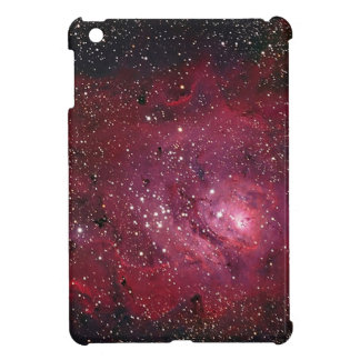 Nebelfleck NGC 6523 der Lagune-M8 iPad Mini Hülle