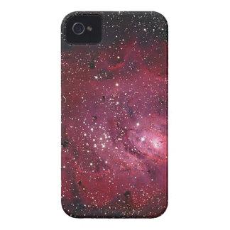 Nebelfleck NGC 6523 der Lagune-M8 iPhone 4 Case-Mate Hülle