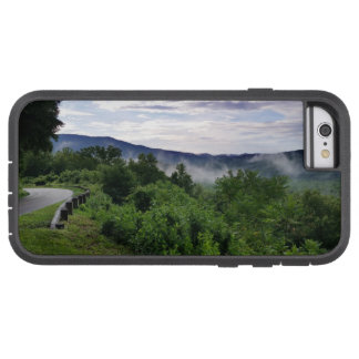 Nebelhafte Berge Great Smoky Mountains Tough Xtreme iPhone 6 Hülle