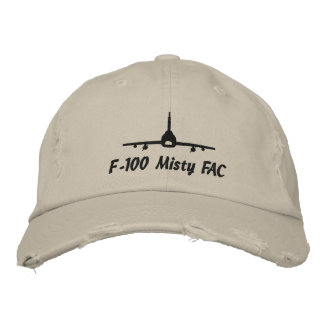 Nebelhafter Hut des Golf-F-100