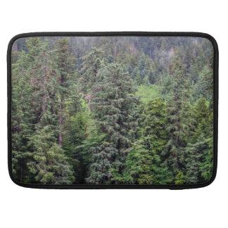 Nebelige WaldMacbook Hülse Sleeve Für MacBook Pro