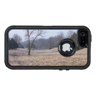Nebelige Wiese OtterBox iPhone 5/5s/SE Hülle