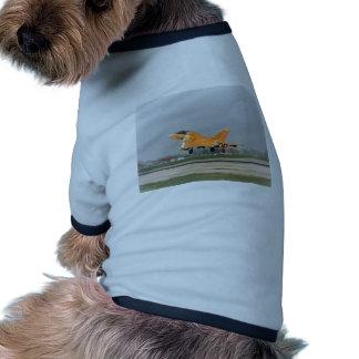 NEBENBRENNER ENTFERNEN SICH RINGER Hunde-Shirt