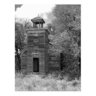 Nebraska-Kirche Postkarte