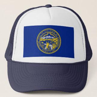 Nebraska-Staats-Flaggen-Entwurf Truckerkappe