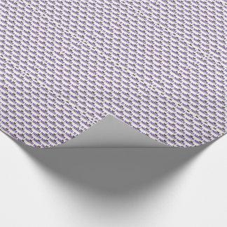 NEBTR Logo-Packpapier Geschenkpapier