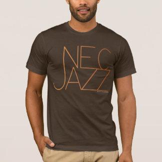 NEC-Jazz-T - Shirt (Mann)