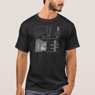 NEC reiht T - Shirt auf (Mann)
