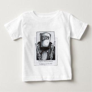Ned Kelly (gewolltes Plakat) Baby T-shirt