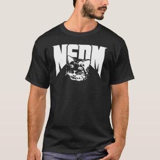 NEDM Schwarzweiss-Shirt T-Shirt
