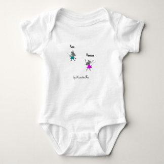 Neenee & Nunu Body Baby Strampler