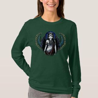 Nefertari ägyptisches Göttin-Shirt T-Shirt
