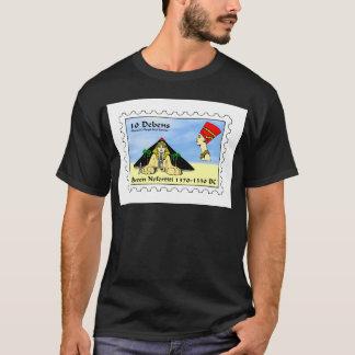 Nefertiti Briefmarke T-Shirt