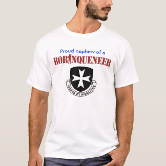 Neffe - Borinqueneer T - Shirt