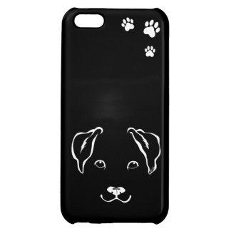 Nehmen einzigartige Hand gezeichnetes HundiPhone iPhone 5C Hülle