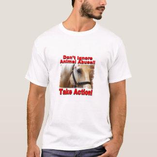 Nehmen Sie Aktions-Kindern Bio Crew T-Shirt