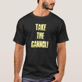 Nehmen Sie das cannoli T-Shirt