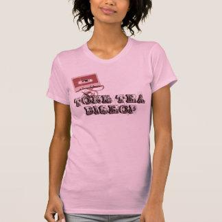 Nehmen Sie den besonders angefertigten Band-T - Sh Tshirt
