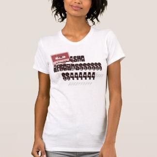 Nehmen Sie den besonders angefertigten Band-T - Shirt