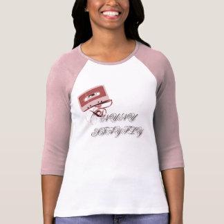 Nehmen Sie den besonders angefertigten Band-T - Tshirt