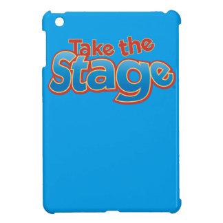 Nehmen Sie die Bühne iPad Air und intelligente iPad Mini Hülle