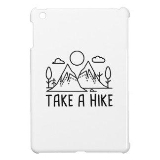 Nehmen Sie eine Wanderung iPad Mini Cover
