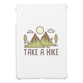 Nehmen Sie eine Wanderung iPad Mini Hülle