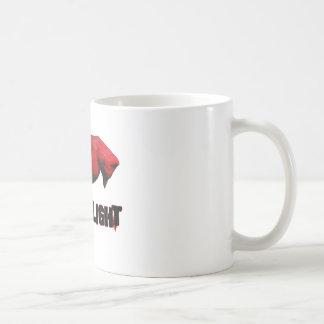 Nehmen Sie Kardinal des Flug-3D Kaffeetasse