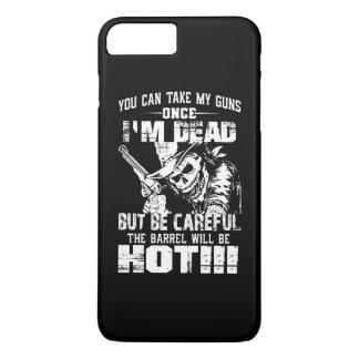Nehmen Sie meine Gewehr-Toten einmal Im! iPhone 8 Plus/7 Plus Hülle