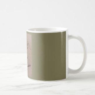 Nehmen Sie mich zu den Bergen Kaffeetasse