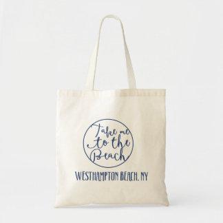 Nehmen Sie mich zum Strand Westhampton, Tasche New