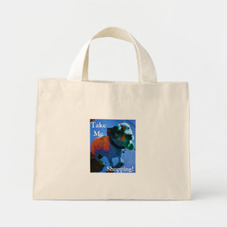Nehmen Sie mir das Einkaufen! Tasche